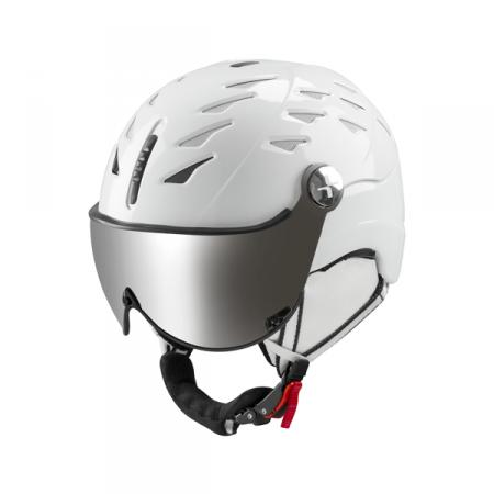 Mat Protect ski helmet & visor