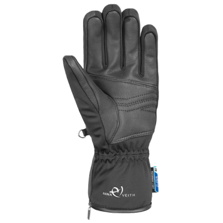 Anna Veith women's ski gloves