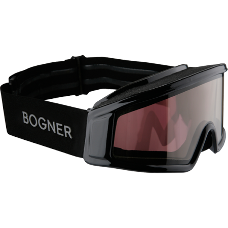 Optic ski goggles