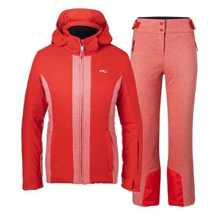 Nuna girl's ski jacket