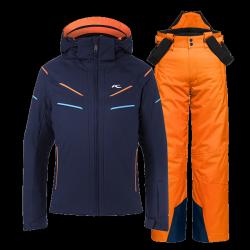 Veste de ski garcon Formula DLX