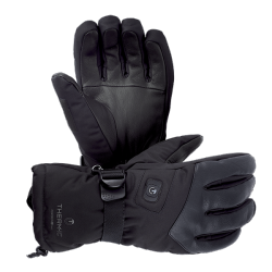Therm-ic heating ski gloves
