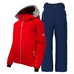 Sami gril's ski suit
