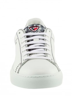 Abel 3D leather men's sneaker