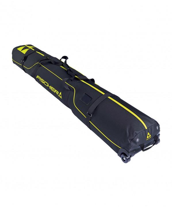 sacs Housse 2 paires alpin Race avec roulettes