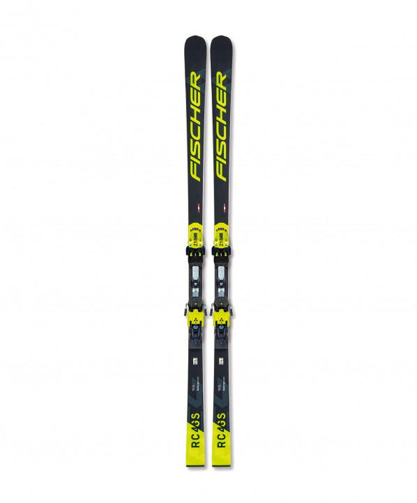 Skis racing Homme RC4 WC GS + Z17 FF ST