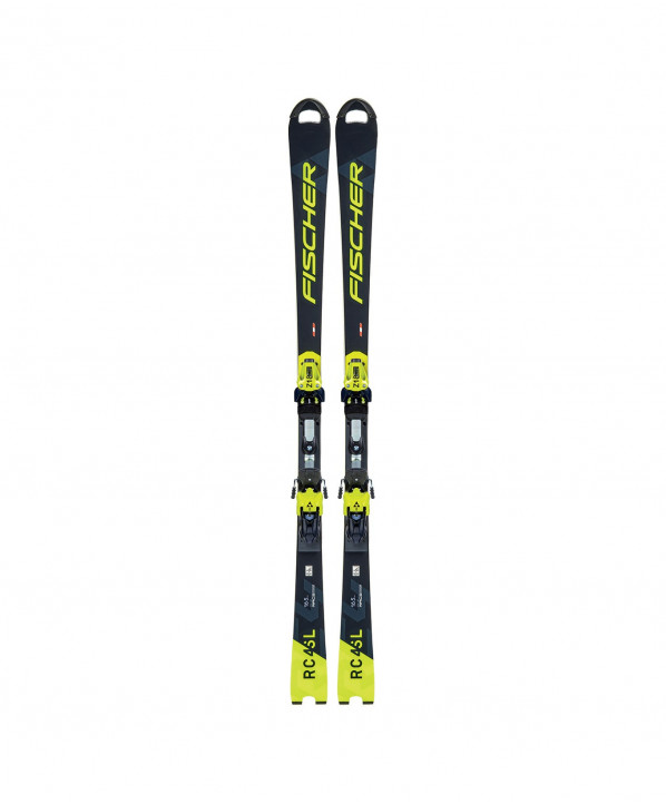 Skis racing Homme RC4 WC SL + Z17 FF ST