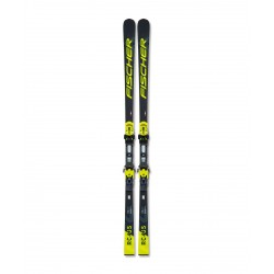 Skis racing Femme RC4 WC GS + Z17 FF ST