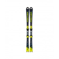 Skis racing Femme RC4 WC SL + Z17 FF ST