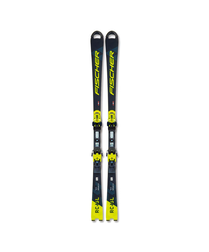 Skis racing Femme RC4 WC SL + Z17 FF ST