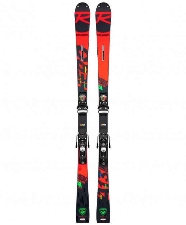 Skis racing Hero Athlete Fis SL + SPX15