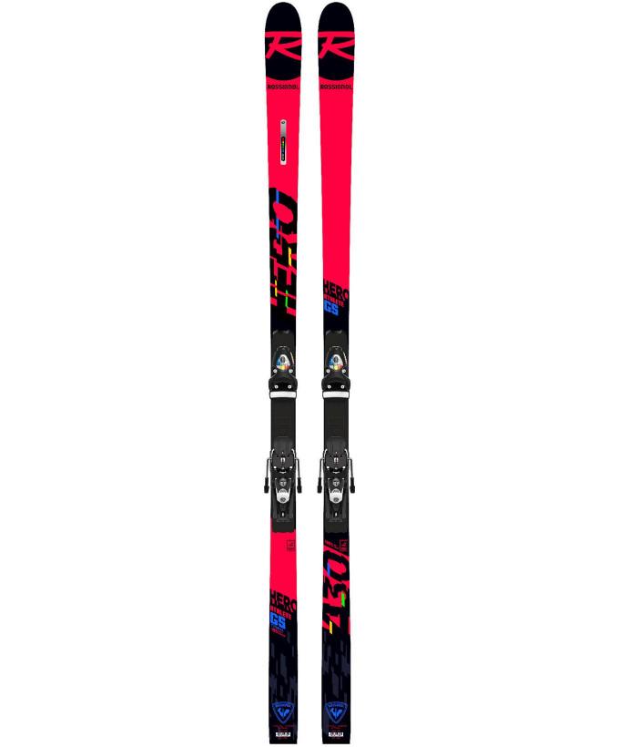 Skis racing Hero Athlete GS + SPX12