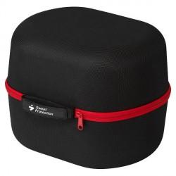 Etui rigide de protection pour casque de ski