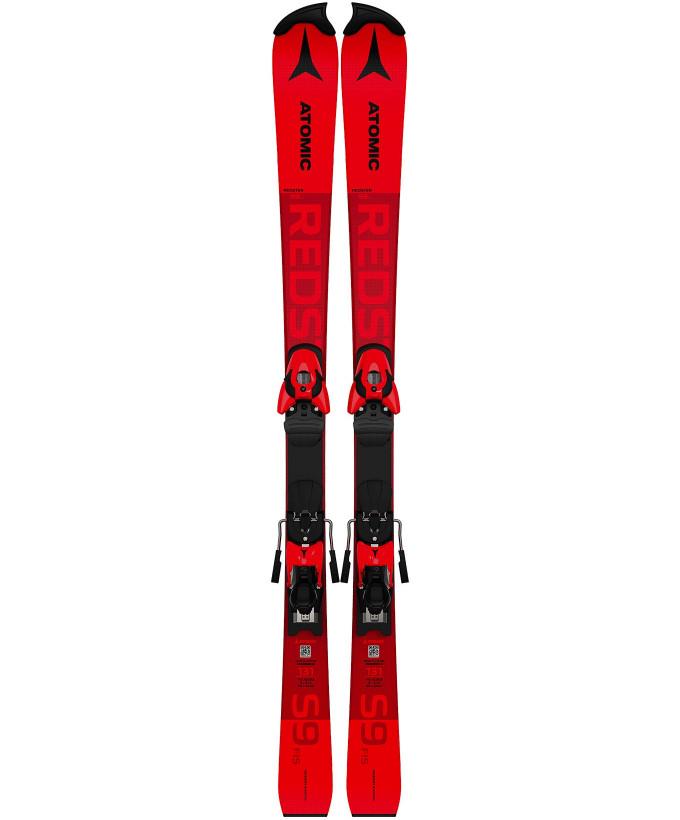 Skis racing junior Redster S9 FIS JR + COLT 10