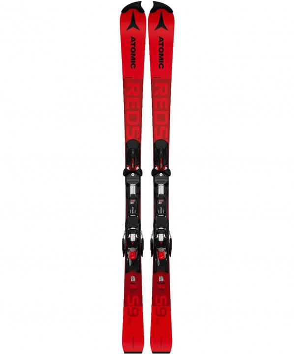 Skis racing homme Redster S9 FIS + X16 VAR