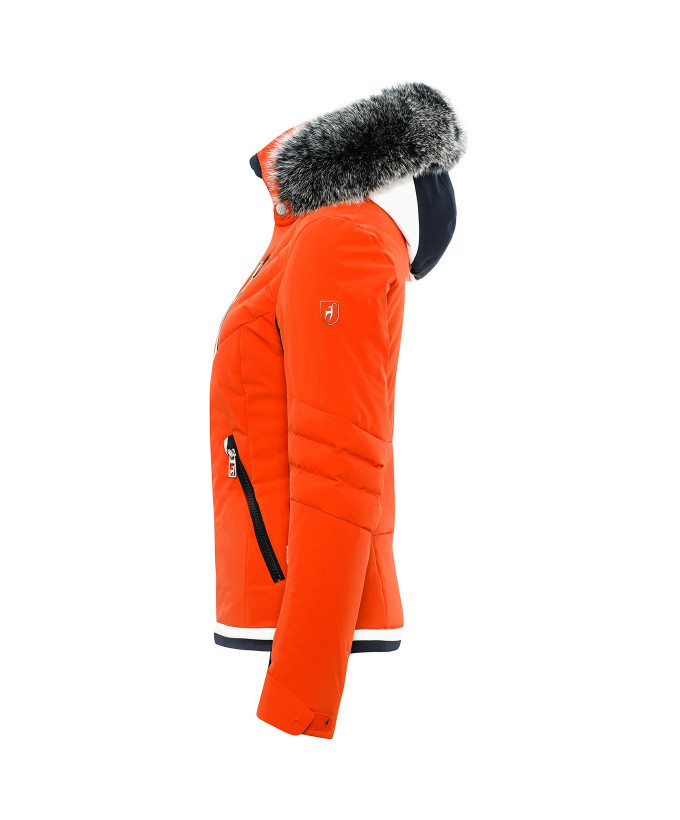 Veste de Ski Femme Henni & Fourrure