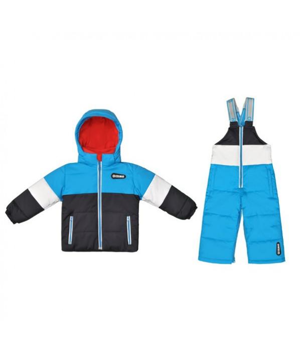 Baby ski suit