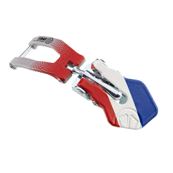 Ski boots Patriot buckle