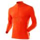 Beaver zip sweater MS