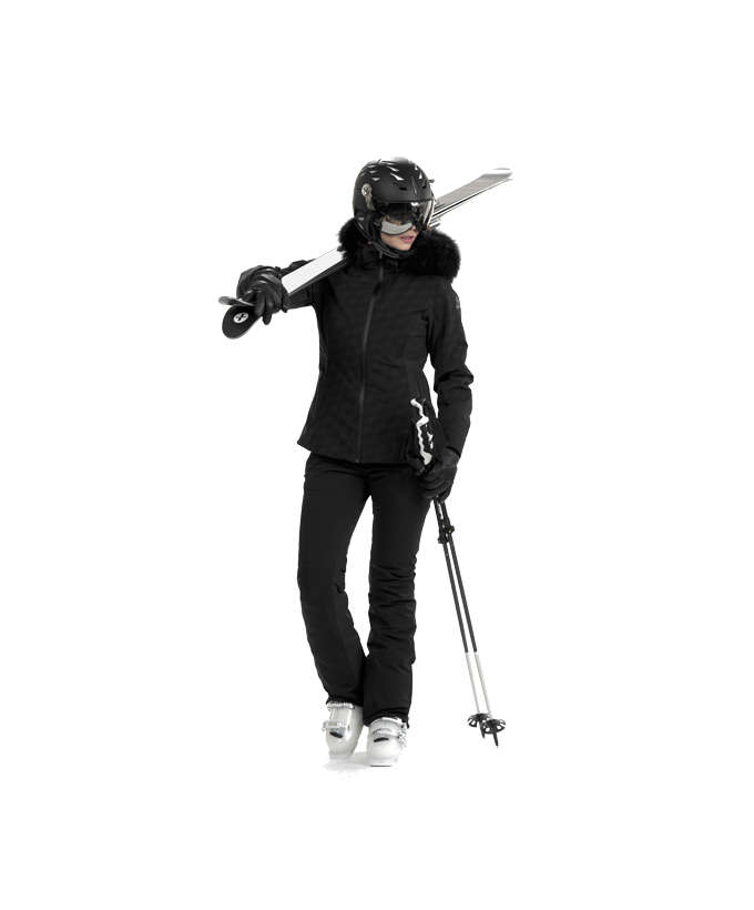 Pantalon de ski femme Graphic
