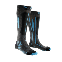 Ski race men's socks