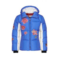 Leila-D girl's ski suit