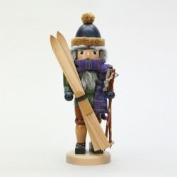 Ski nutcracker