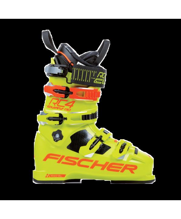 RC4 Curv 130 ski boots
