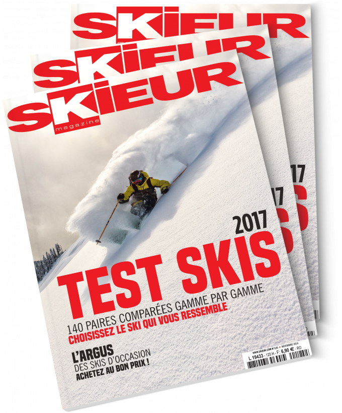 Abonnement Skieur mag