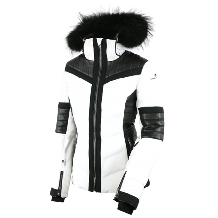 Curl & Fur women's ski jacket