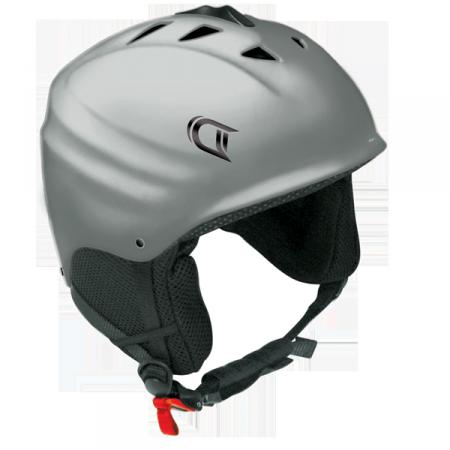Aero Metal ski helmet