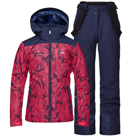 Ensemble de ski fille Surface