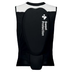 Race vest back protector