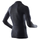 Accumulator evo Black ed. men's base layer top