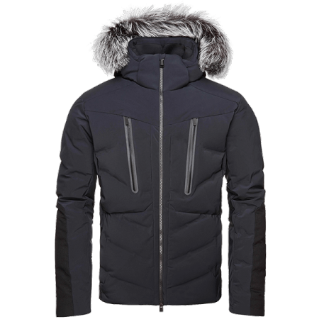 Linard men's Ski Jacket & Fur