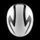 Rooster ski helmet