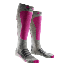 Merino - Silk women's ski socks
