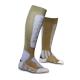 Metal women's ski socks