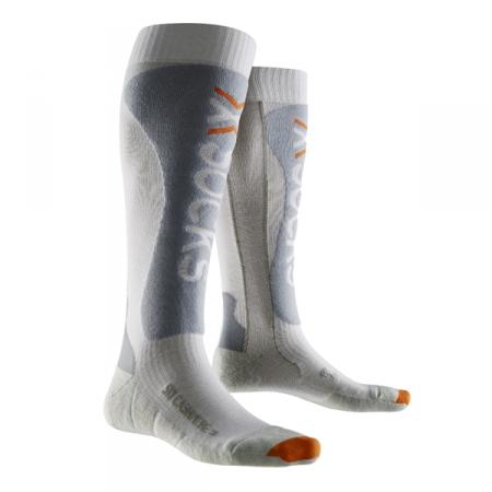 Cashmere ski socks