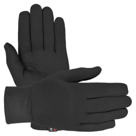 Ceramic under gloves