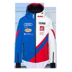 Replica France ski team men's ski jacket