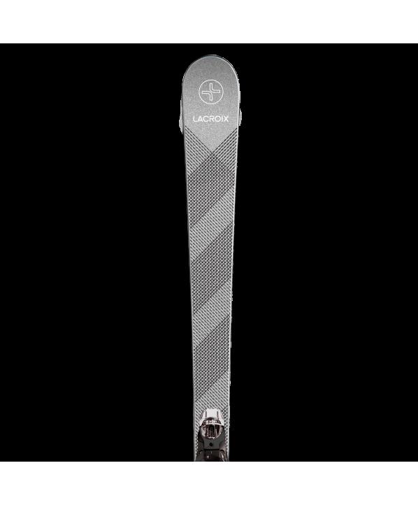 LX carbon skis + SPX 12
