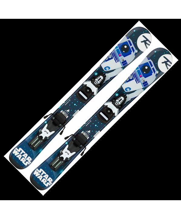 Ski baby Star Wars