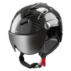 Mach ski helmet & visor