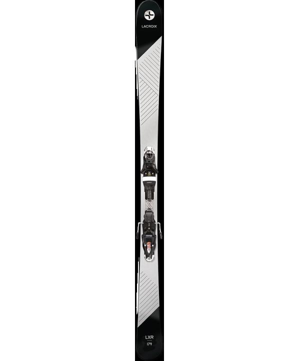 LXR skis + SPX 12
