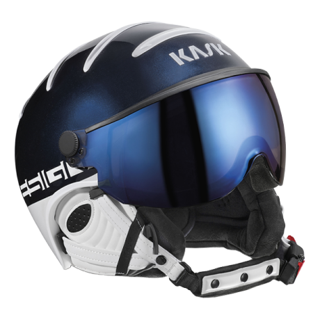 Casque de ski Class Sport & visiere