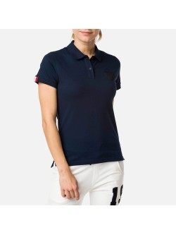 Polo Femme Patch