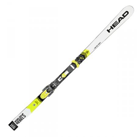 Skis racing junior I.GS RD Team SW + FF evo 7,5