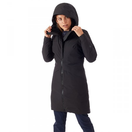 HS Thermo Hooded Coat Women