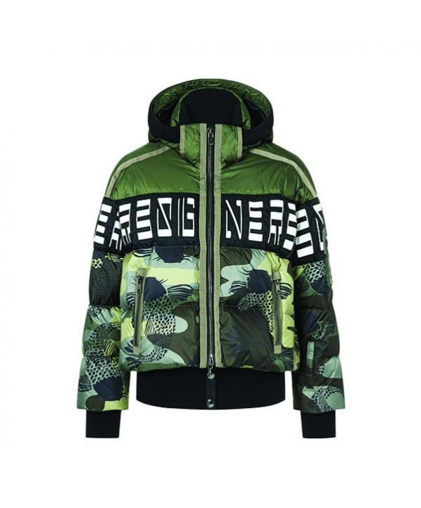 Tess women's ski jacket & Fur